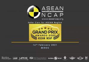 """VinFast đoạt giải """"Hãng xe có cam kết cao về an toàn"""" ASEAN NCAP"""