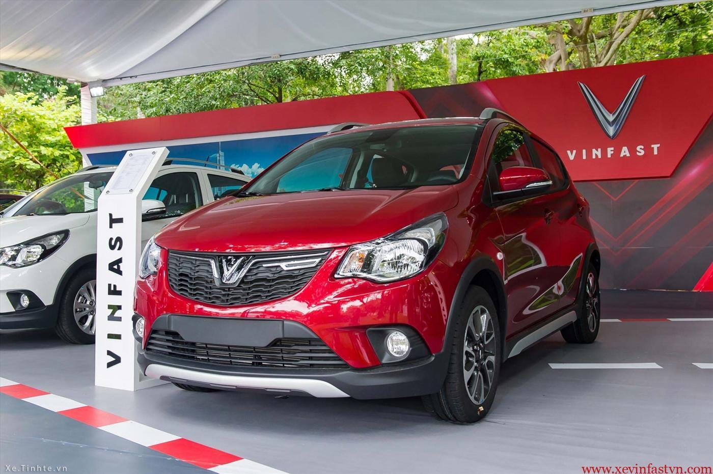 Vinfast Fadil Hatchback 1.4L At Phiên Bản Tiêu Chuẩn (Máy Xăng) - Hình 1