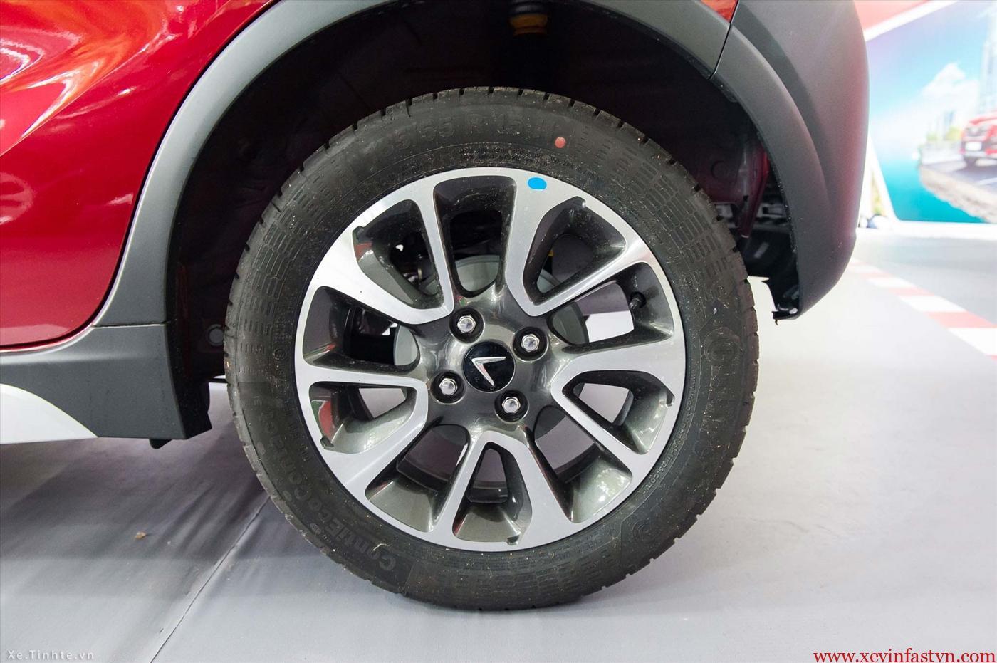 Vinfast Fadil Hatchback 1.4L At Phiên Bản Tiêu Chuẩn (Máy Xăng) - Hình 11