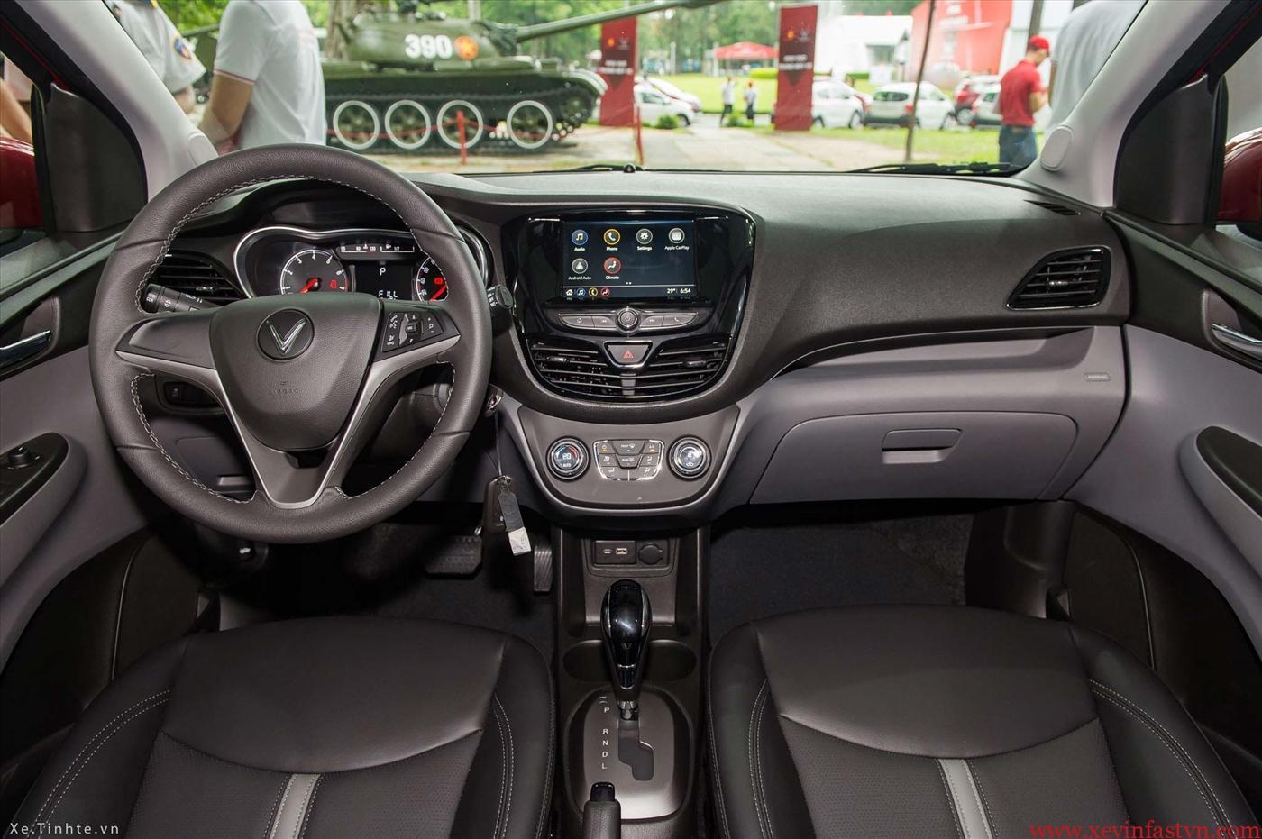 Vinfast Fadil Hatchback 1.4L At Phiên Bản Tiêu Chuẩn (Máy Xăng) - Hình 17