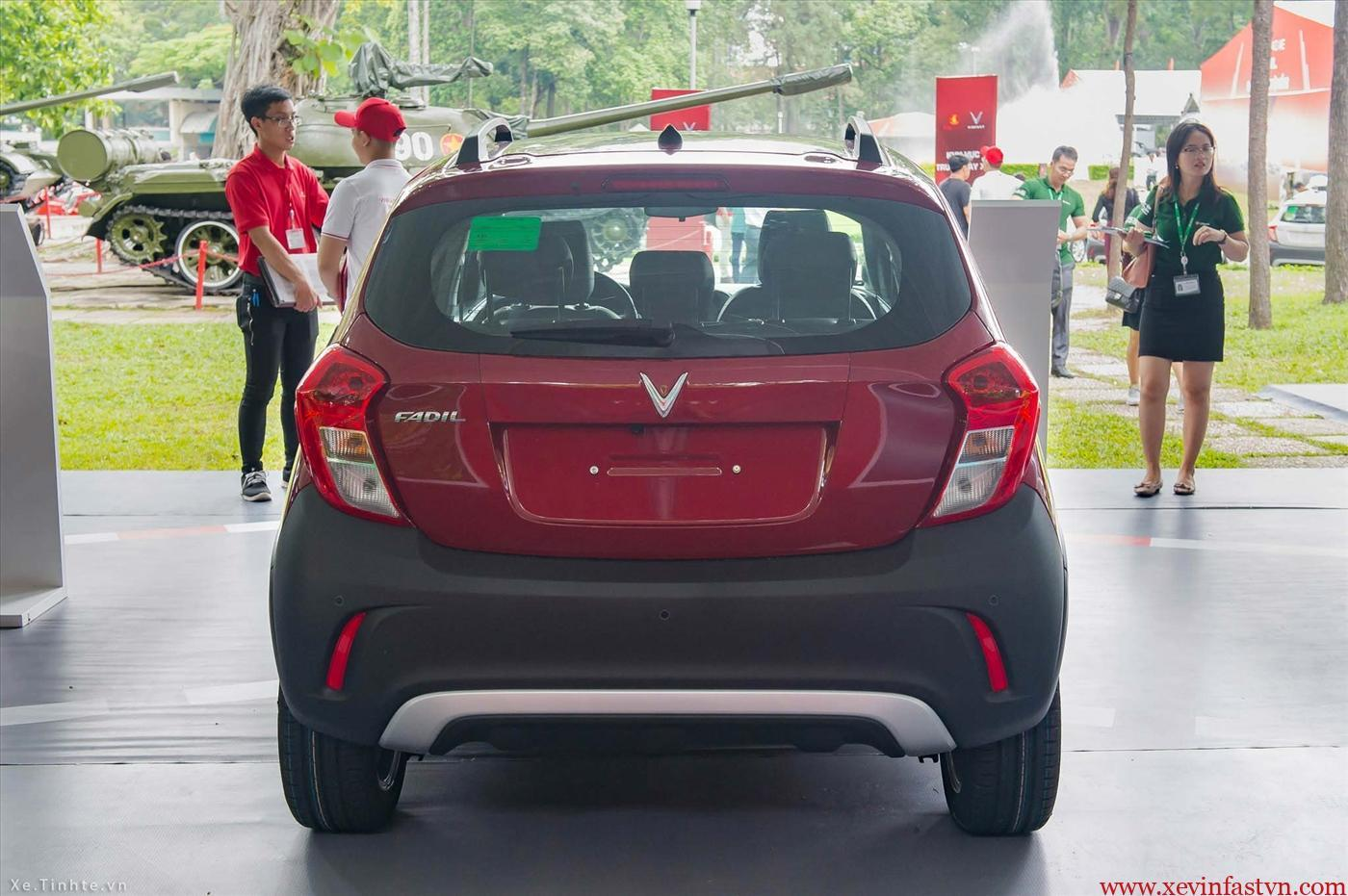 Vinfast Fadil Hatchback 1.4L At Phiên Bản Tiêu Chuẩn (Máy Xăng) - Hình 13