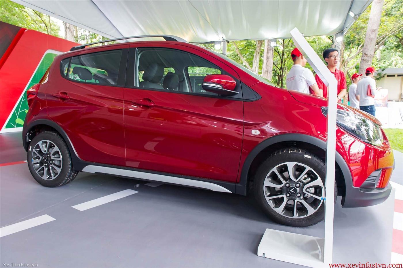 Vinfast Fadil Hatchback 1.4L At Phiên Bản Tiêu Chuẩn (Máy Xăng) - Hình 7