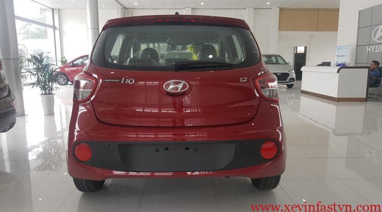 So Sánh Hyundai Grand I10 1.2 At Và Fadil 1.4L At Kiểu Dáng 8