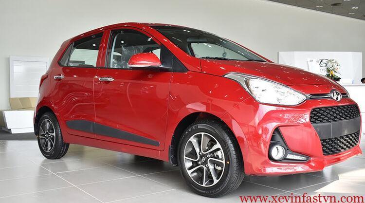 So Sánh Hyundai Grand I10 1.2 At Và Fadil 1.4L At Kiểu Dáng 5