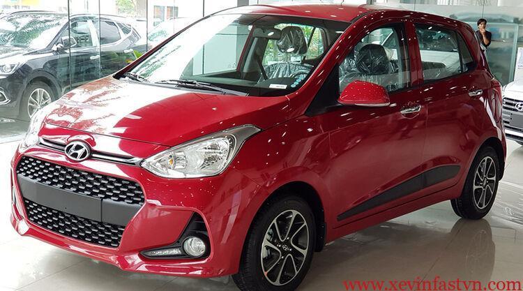 So Sánh Hyundai Grand I10 1.2 At Và Fadil 1.4L At Kiểu Dáng 2